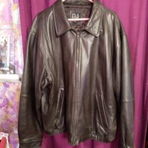 Like new leather jacket